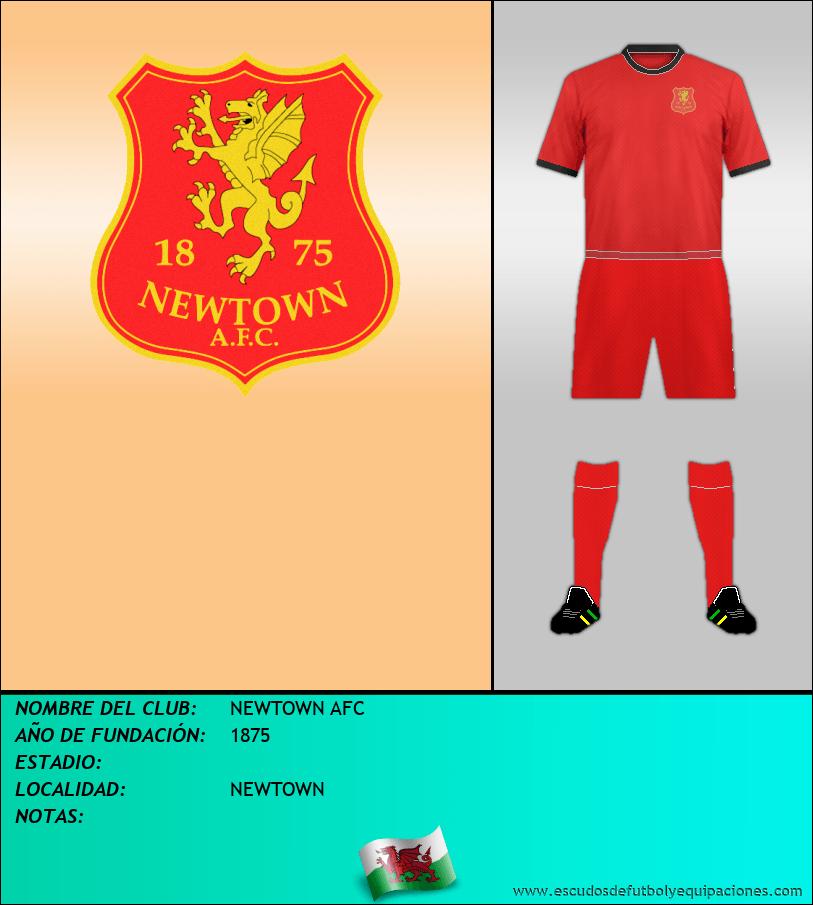 Escudo de NEWTOWN AFC