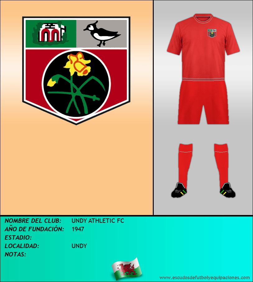 Escudo de UNDY ATHLETIC FC
