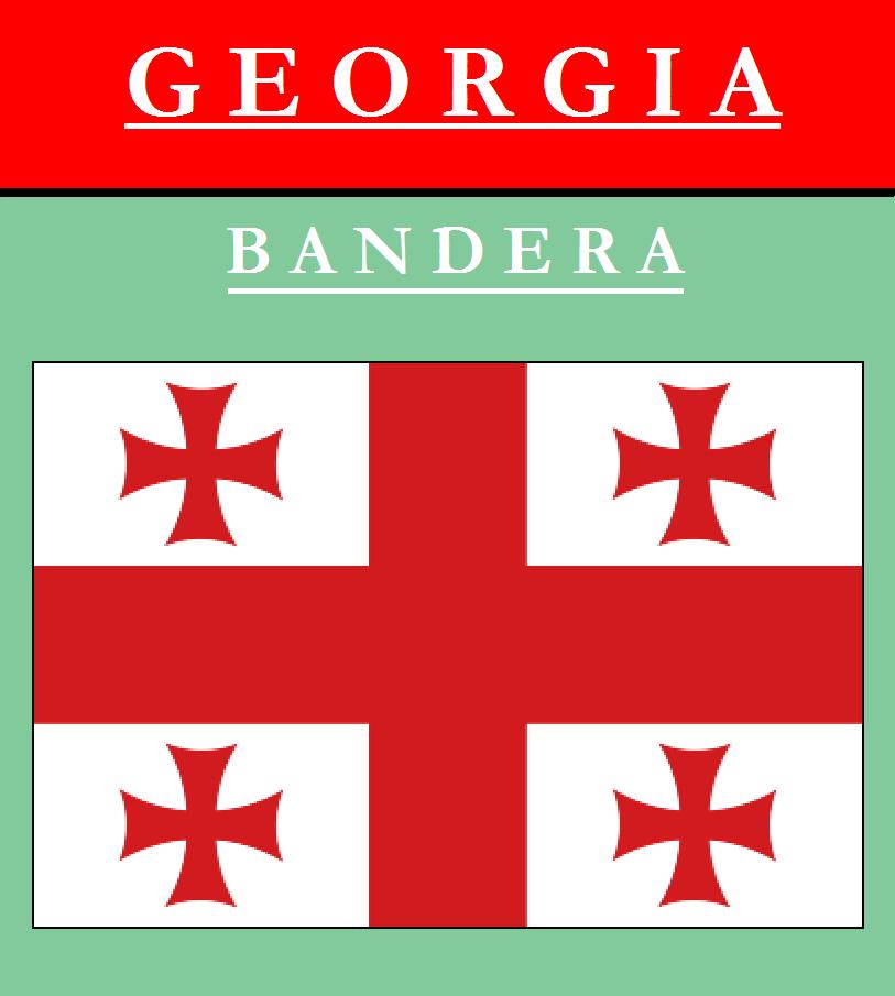 Escudo de BANDERA DE GEORGIA