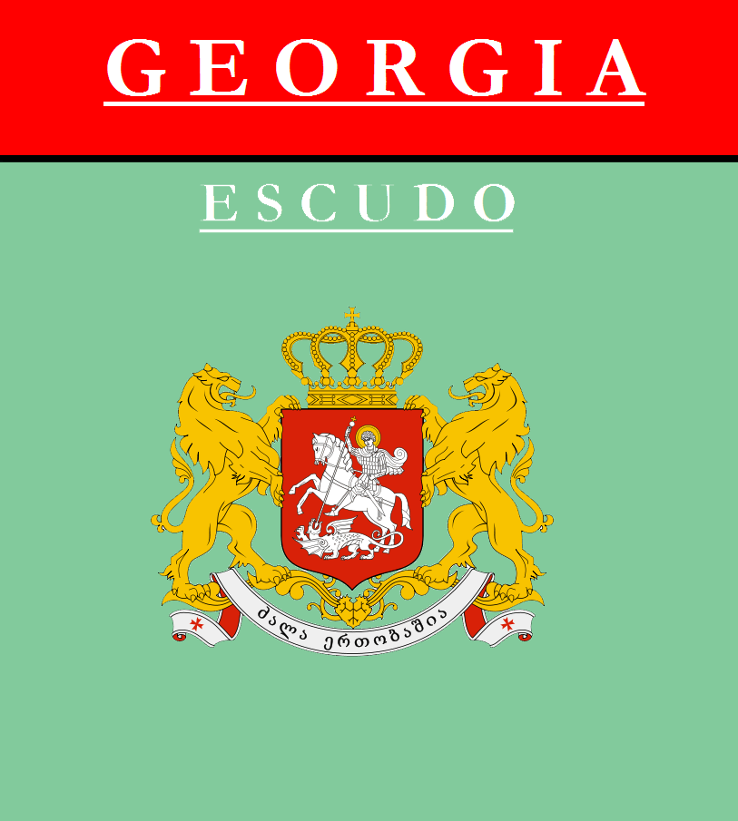 Escudo de ESCUDO DE GEORGIA