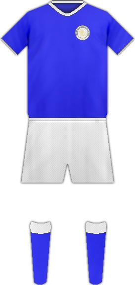 Equipación FC SIONI