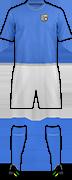 Equipación FC CHIATURA