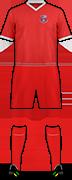 Equipación FC DILA GORI