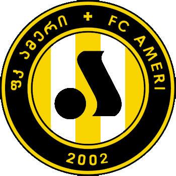 Escudo de FC AMERI TBILISI (GEORGIA)