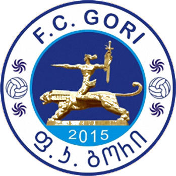 Escudo de FC GORI (GEORGIA)