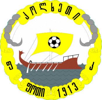 Escudo de FC KOLCHETI 1913 (GEORGIA)