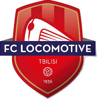 Escudo de FC LOCOMOTIVE TBILISI (GEORGIA)