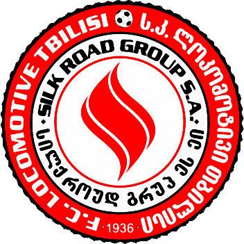 Escudo de FC LOKOMOTIVE (GEORGIA)