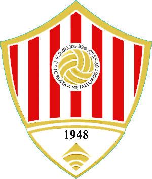 Escudo de FC METALURGI RUSTAVI (GEORGIA)