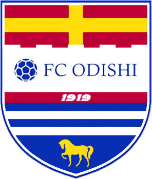 Escudo de FC ODISHI 1919 ZUGDIDI (GEORGIA)