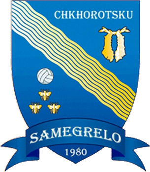 Escudo de FC SAMEGRELO (GEORGIA)