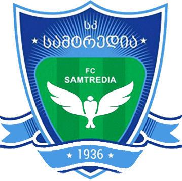 Escudo de FC SAMTREDIA (GEORGIA)