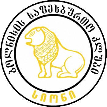 Escudo de FC SIONI (GEORGIA)