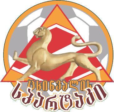 Escudo de FC SPARTAKI TSKHINVALI (GEORGIA)