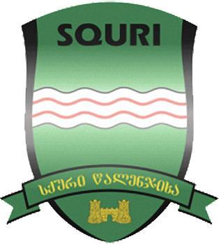 Escudo de FC SQURI TSALENJIKHA (GEORGIA)
