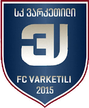 Escudo de FC VARKETILI (GEORGIA)