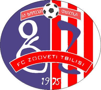 Escudo de FC ZOOVETI TBILISI (GEORGIA)