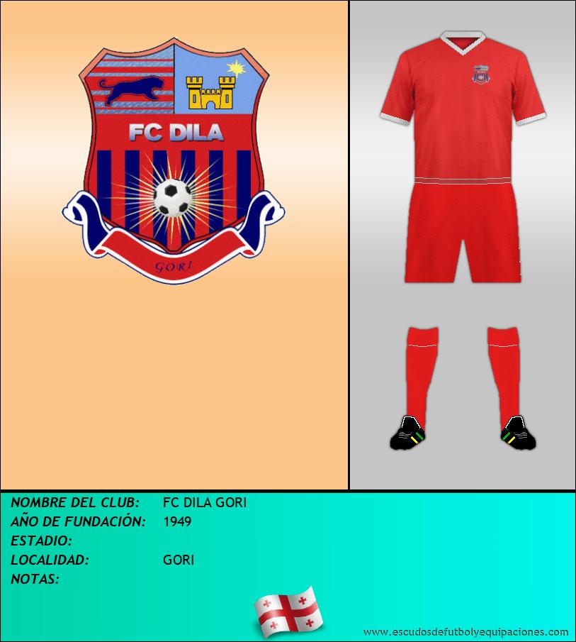 Escudo de FC DILA GORI