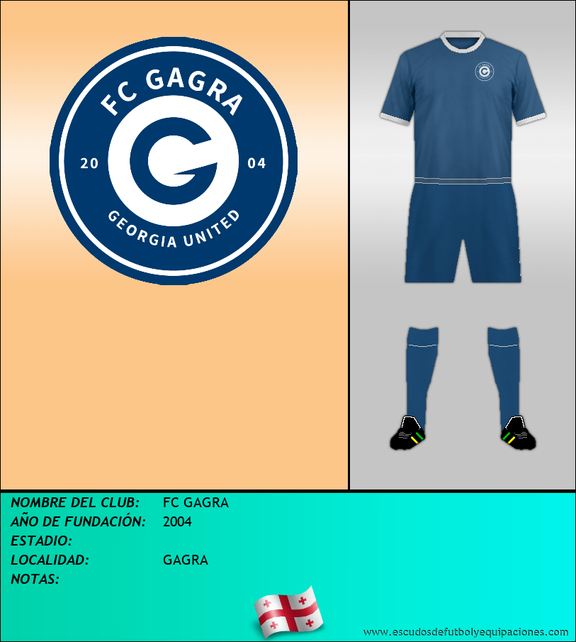 Escudo de FC GAGRA