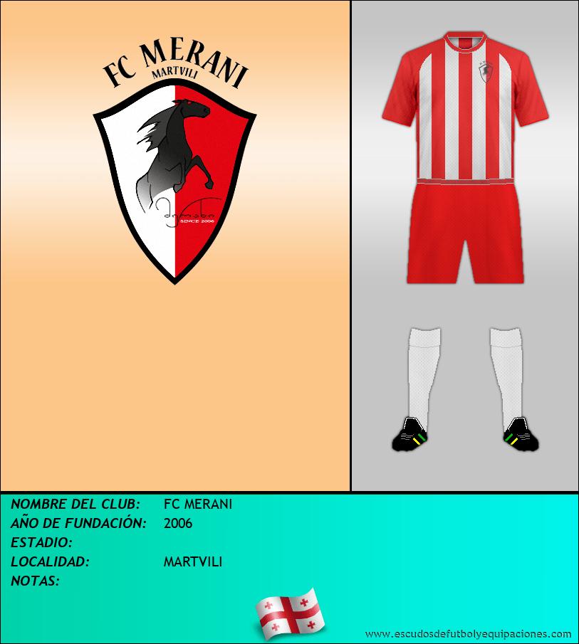 Escudo de FC MERANI