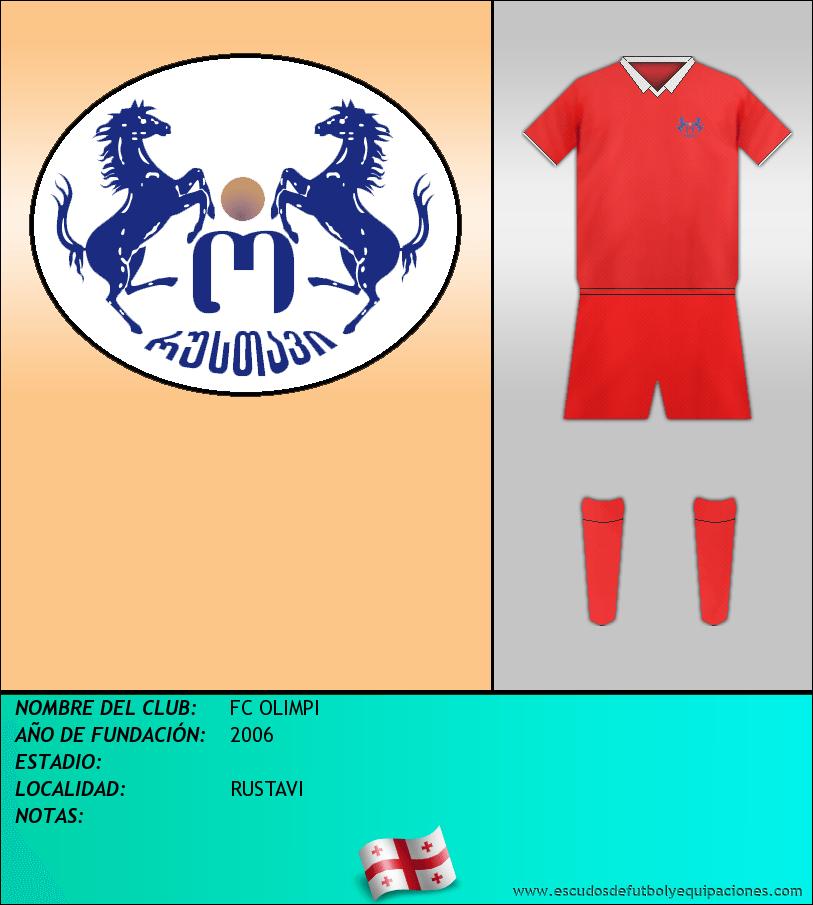 Escudo de FC OLIMPI