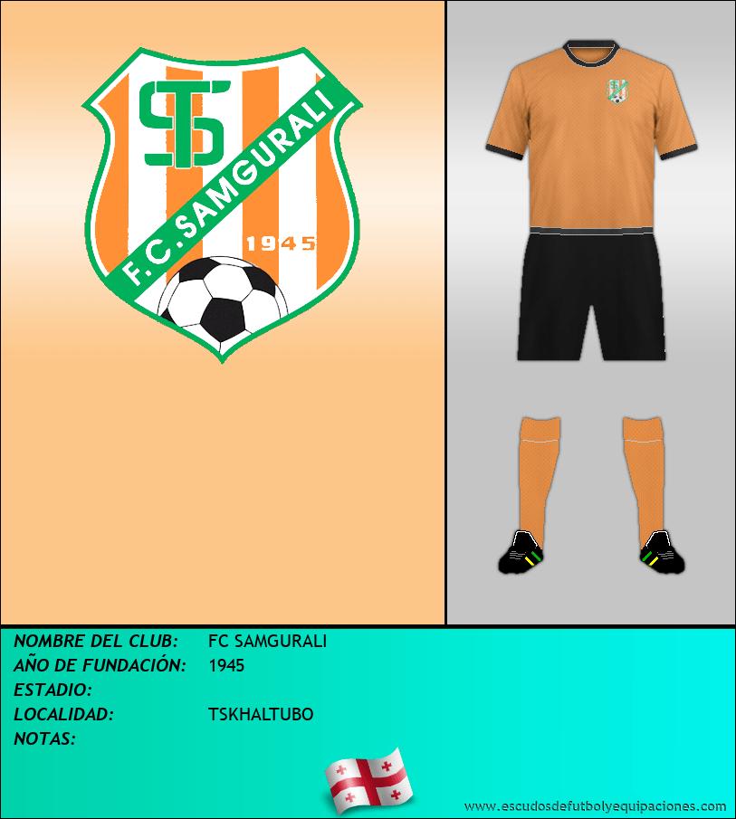 Escudo de FC SAMGURALI