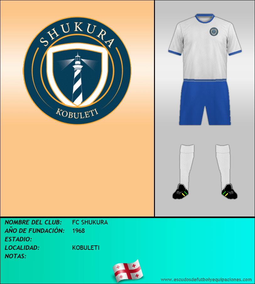 Escudo de FC SHUKURA