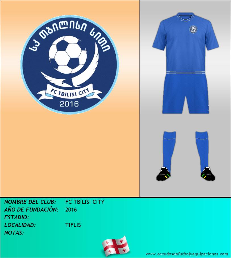 Escudo de FC TBILISI CITY