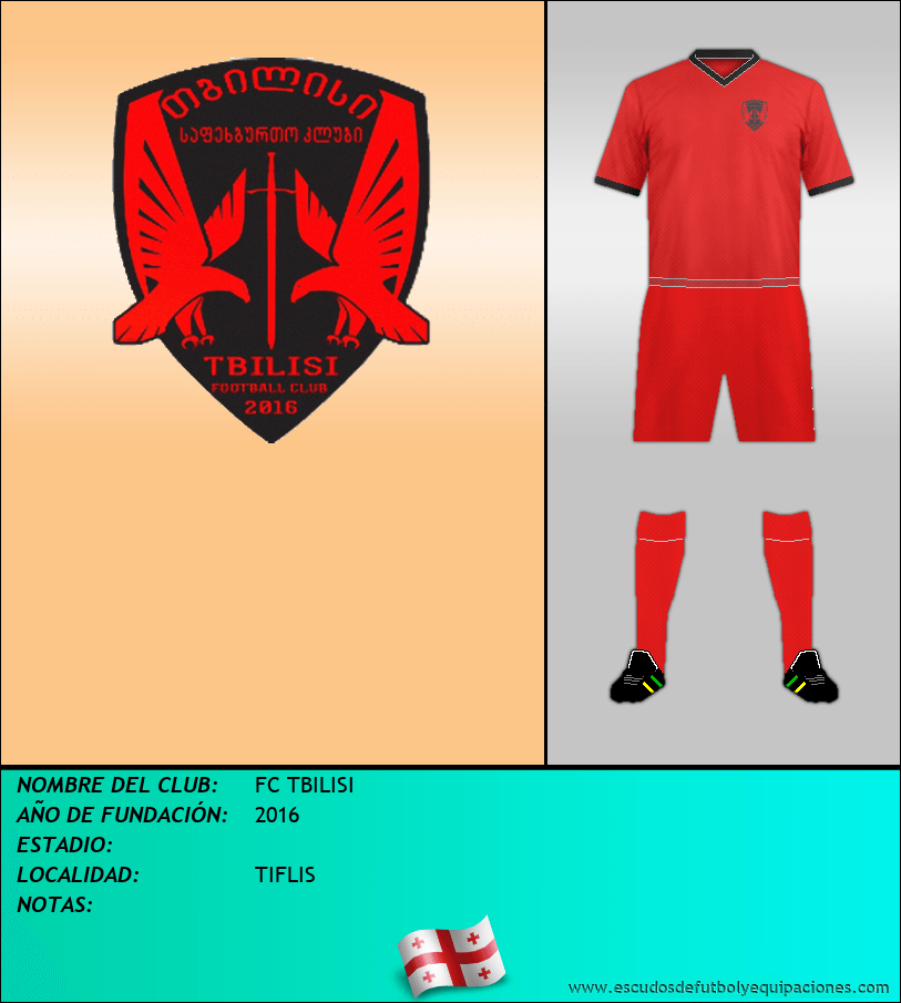 Escudo de FC TBILISI