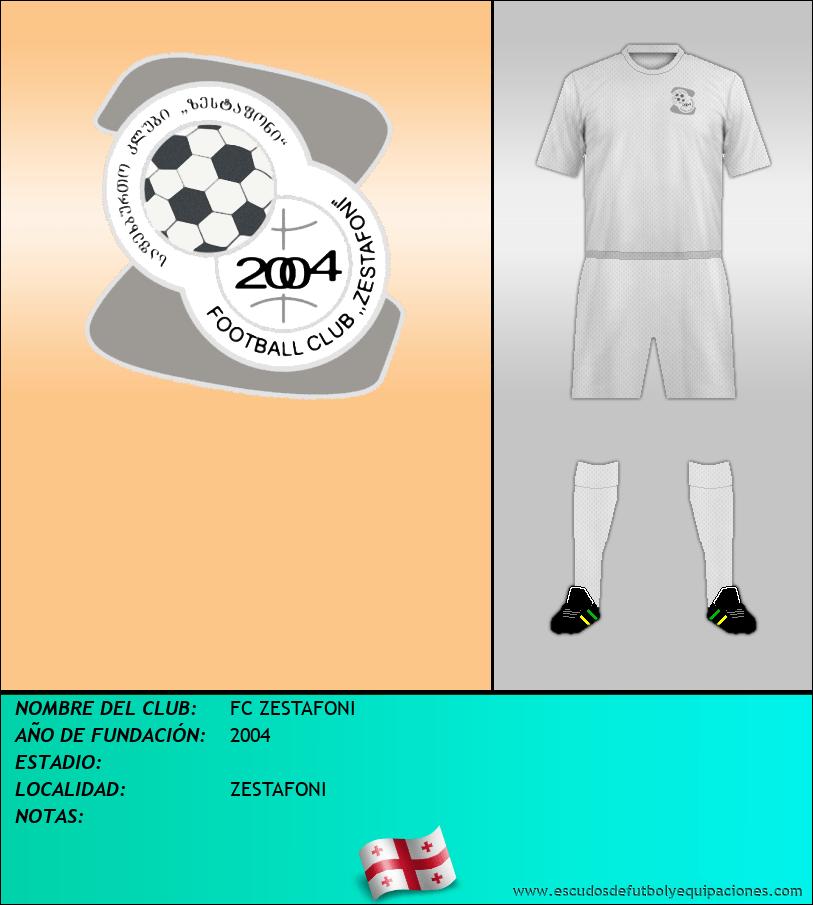Escudo de FC ZESTAFONI