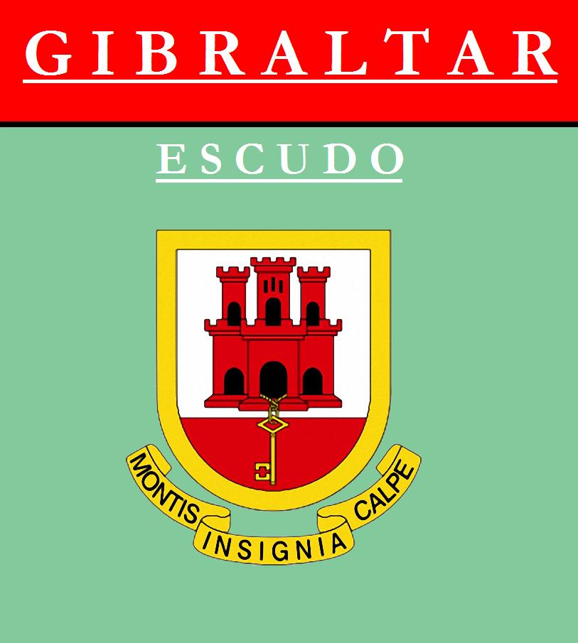 Escudo de ESCUDO DE GIBRALTAR