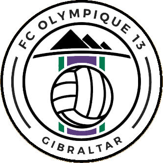 Escudo de FC OLYMPIQUE 13 (GIBRALTAR)