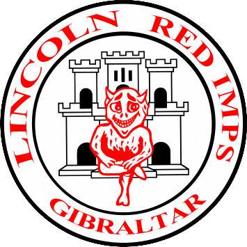 Escudo de LINCOL RED IMPS (GIBRALTAR)