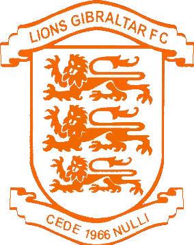 Escudo de LIONS GIBRALTAR FC (GIBRALTAR)