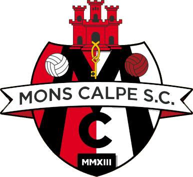 Escudo de MONS CALPE S.C. (GIBRALTAR)