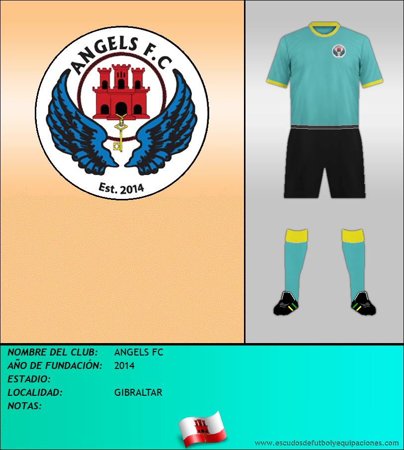 Escudo de ANGELS FC