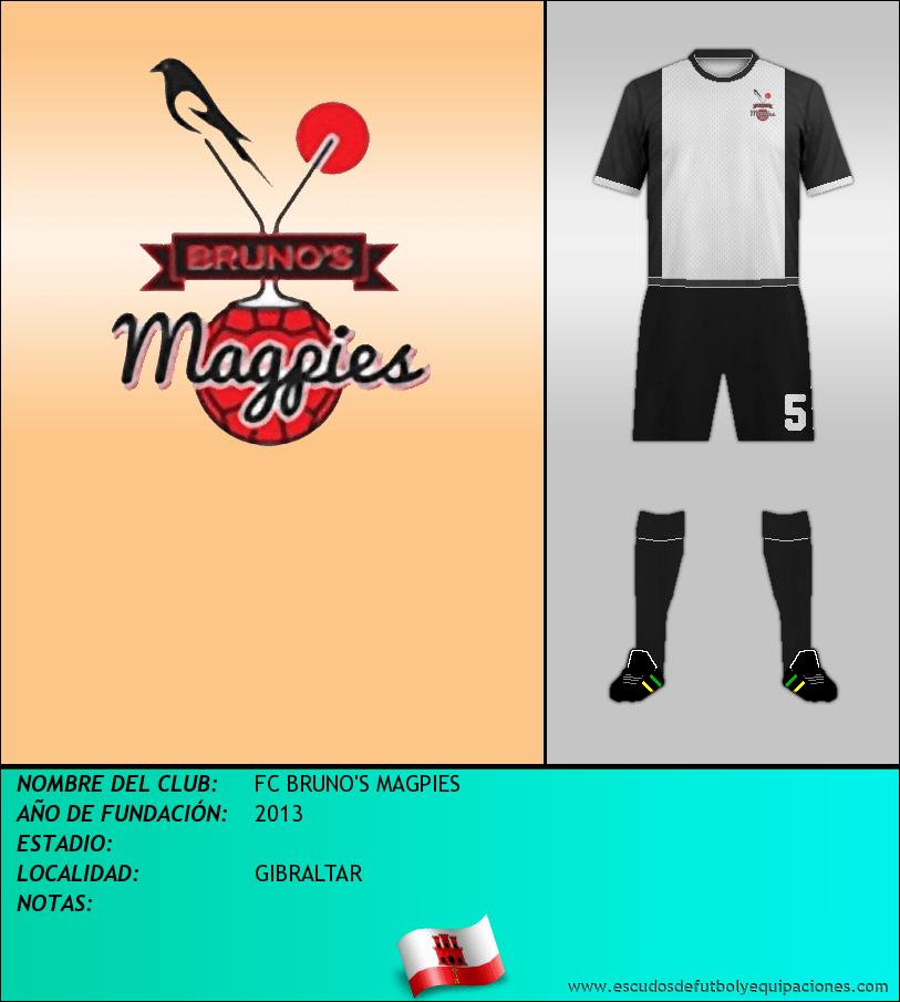 Escudo de FC BRUNO'S MAGPIES
