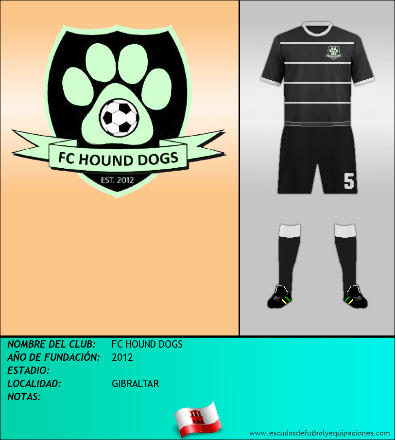 Escudo de FC HOUND DOGS