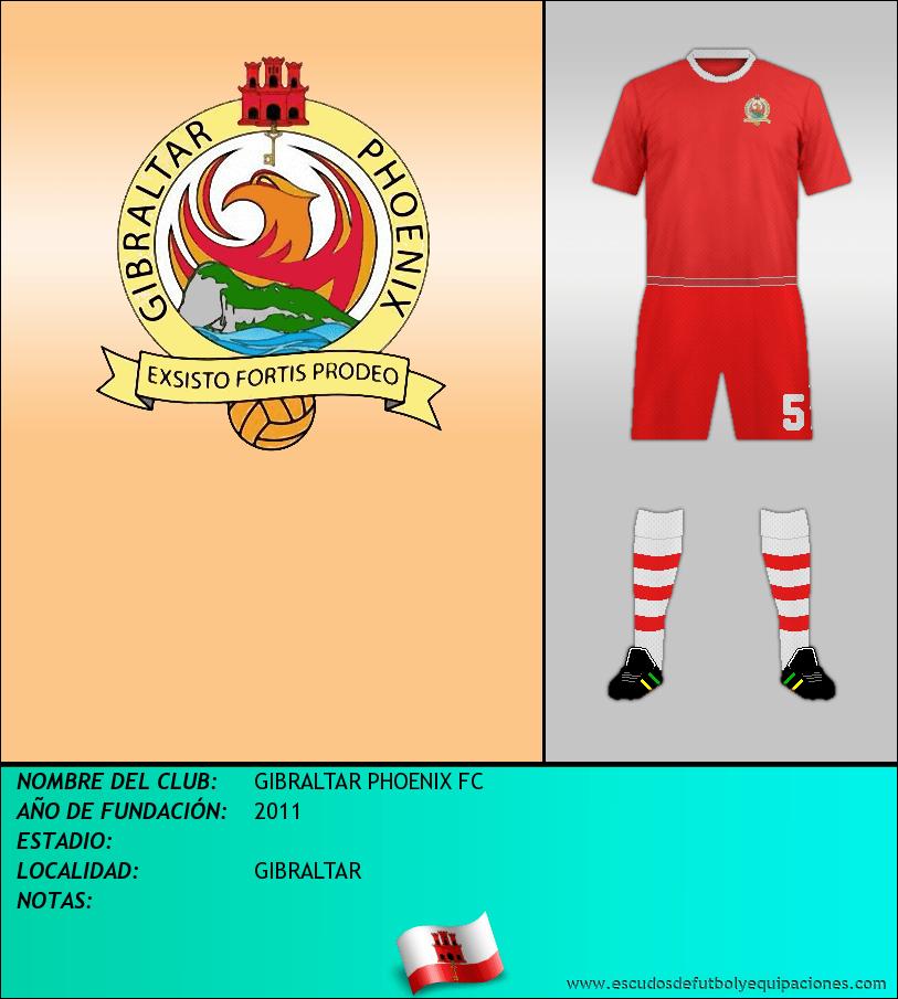 Escudo de GIBRALTAR PHOENIX FC
