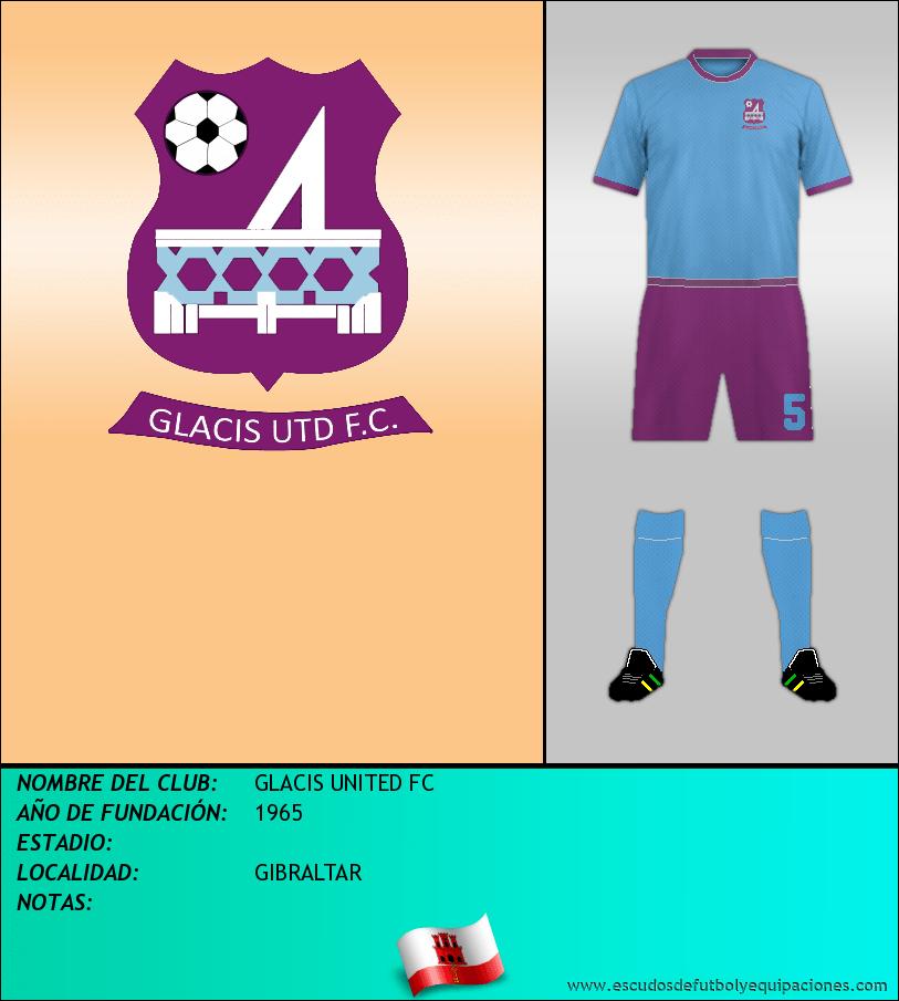 Escudo de GLACIS UNITED FC