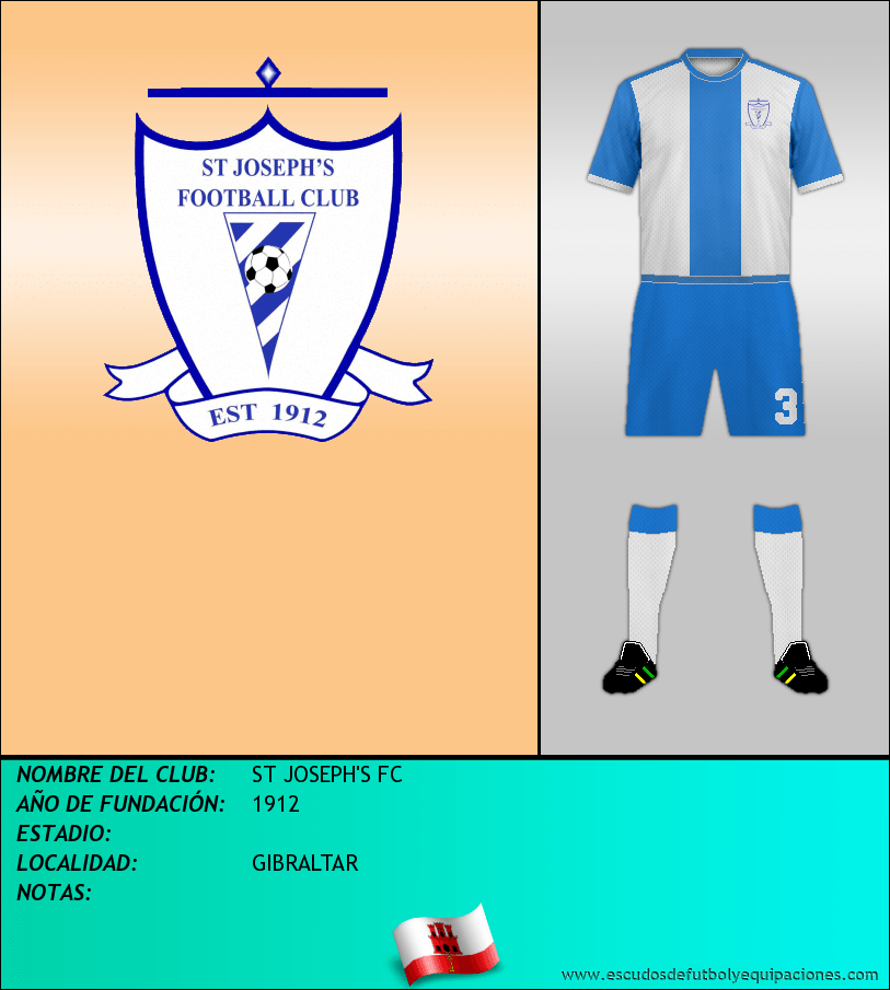 Escudo de ST JOSEPH'S FC