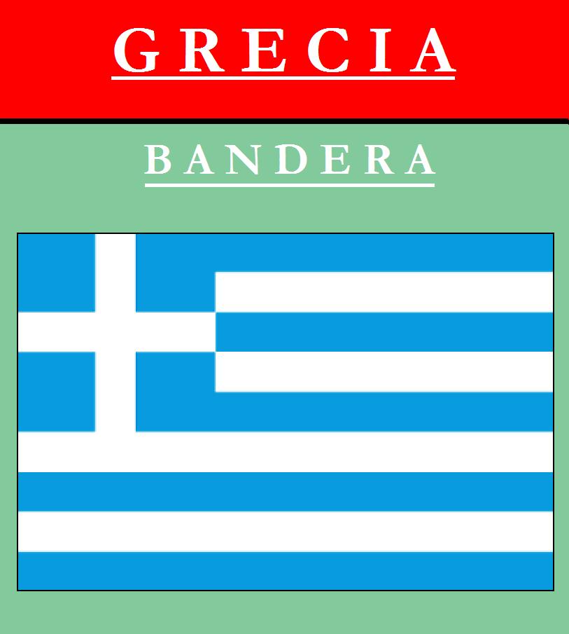 Escudo de BANDERA DE GRECIA