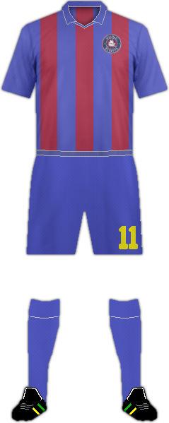 Equipación AOK KERKYRA FC