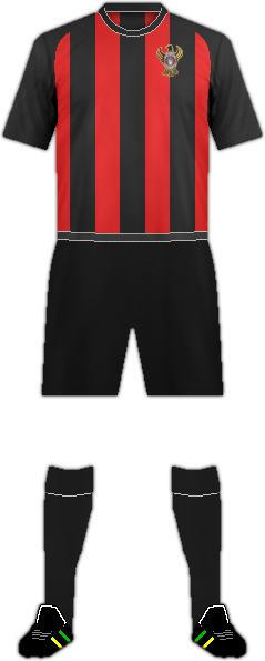 Equipación APOLLON PONTUS FC