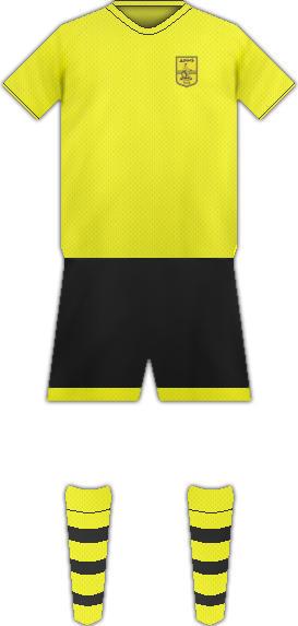 Equipación ARIS FC