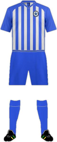 Equipación ATROMITOS FC