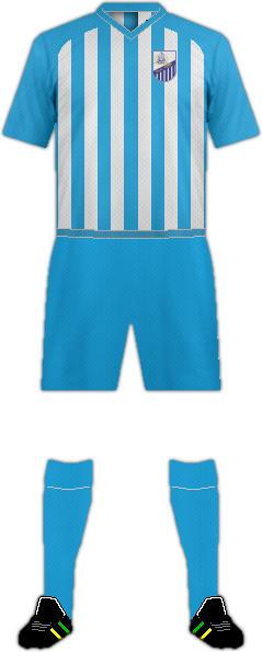 Equipación LAMIA FC