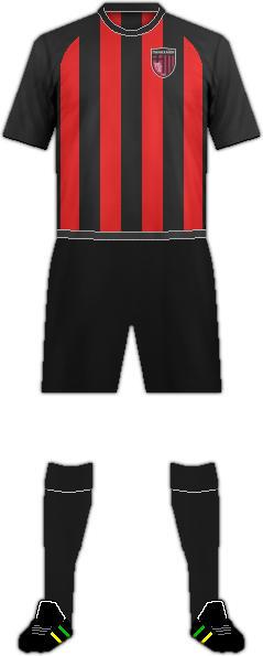 Equipación PANACHAIKI FC