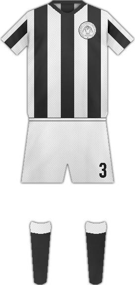 Equipación PANEGIALICOS FC
