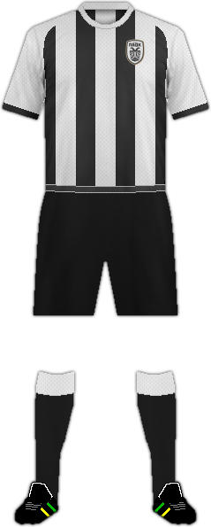 Equipación PAOK SALÓNICA FC